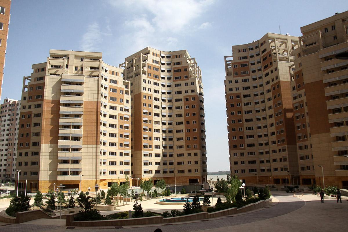 برج مسکونی عرفان