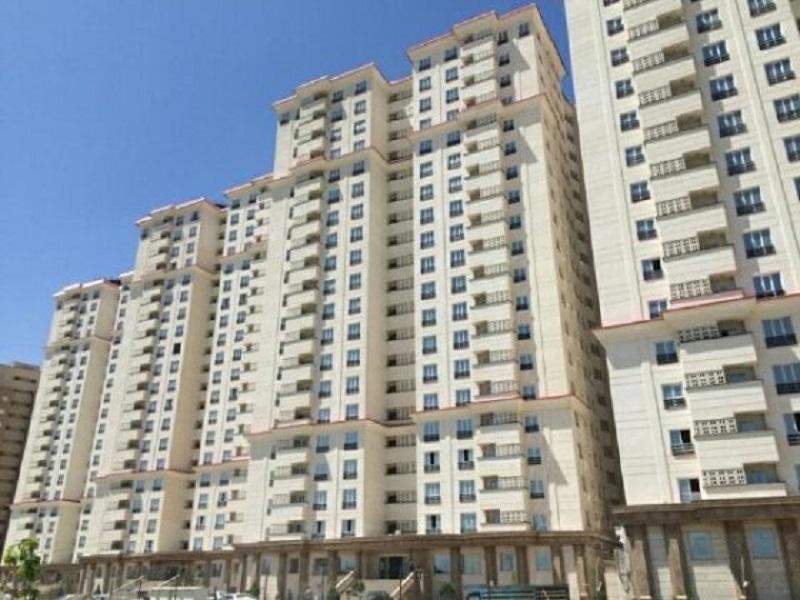 برج مسکونی صیاد شیرازی 2